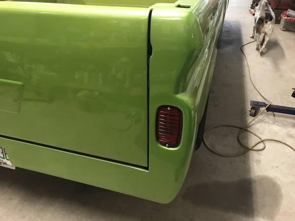 1962 Chevrolet C10 Pickup
