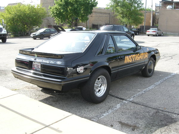 1984 Ford Mustang  for Sale $17,500