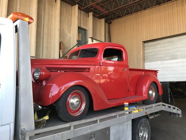 1938 Ford 1/2 Ton Pickup  for Sale $33,000