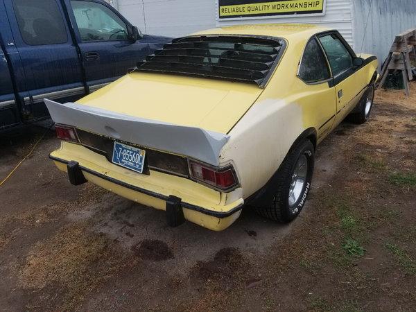 1977 American Motors Hornet  for Sale $5,000