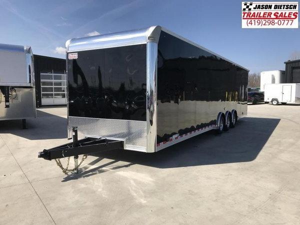 2020 United UXT 8.5x34 Car/Race Trailer