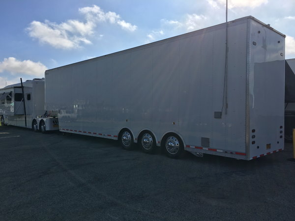 43' Goldrush trailer  for Sale $175,000