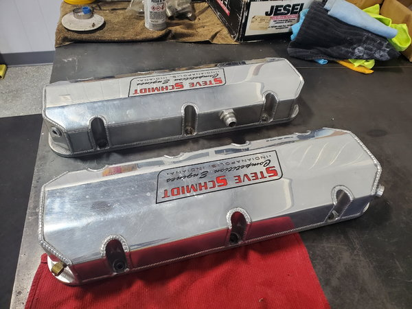 Bbc Chevy sheet metal  for Sale $200