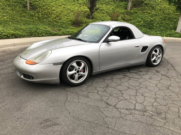 2002 Boxster S - Street/Track Day setup  for Sale $21,500