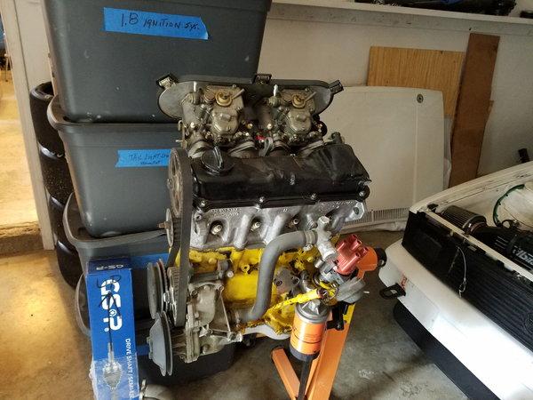 1984 VW Rabbit  for Sale $9,000