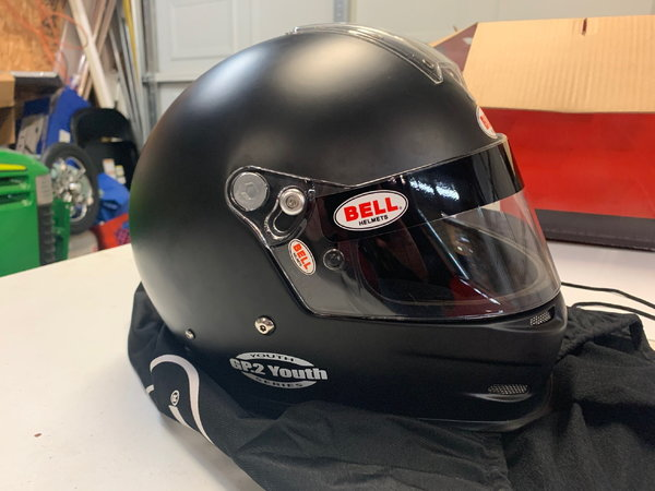 Youth Bell Helmet  for Sale $200