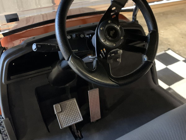 Custom Yamaha Drive G29 Electric Golf Cart  for Sale $9,497