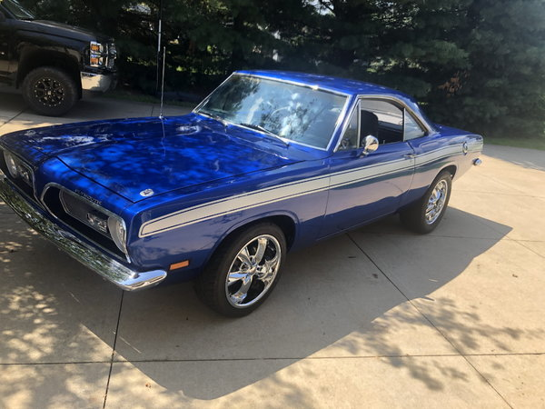 69 Barracuda   for Sale $25,000