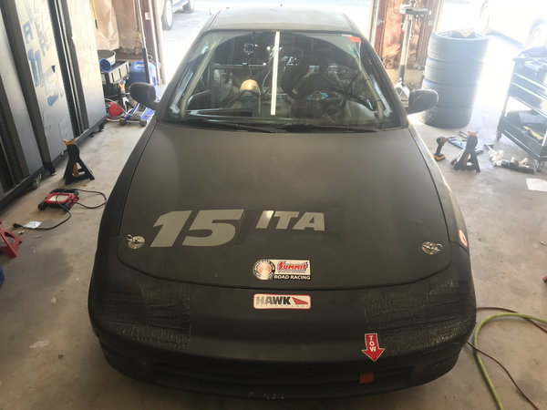 1994 Acura Integra ITA Current Logbook Extensive Spares List  for Sale $10,500