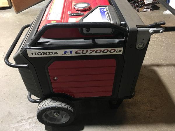 Honda FI EU7000IS