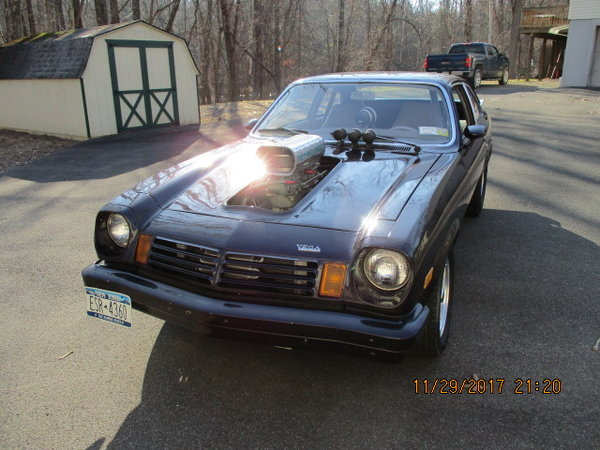 74 Don Hardy Vega Pro Street  for Sale $23,000