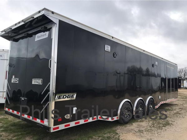 34' HAULMARK EDGE PRO LOADED OUT RACE TRAILER  IN STOCK   for Sale $25,500