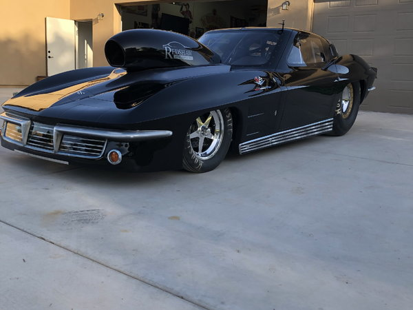63 JBRC T/S  for Sale $55,000