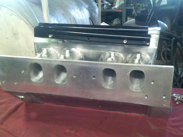 Front Throttle Body Fuel Injection Manifold  for Sale $2,200