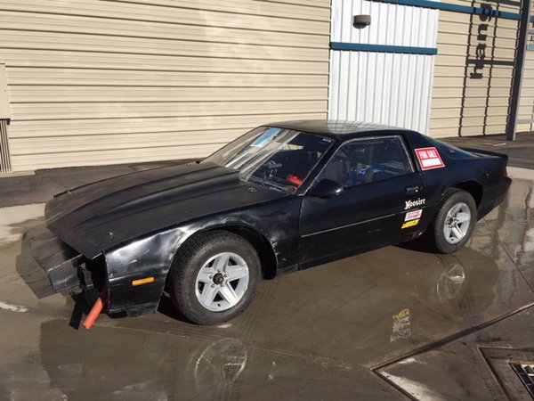 1985 Camaro Open track and autoX  for Sale $6,500
