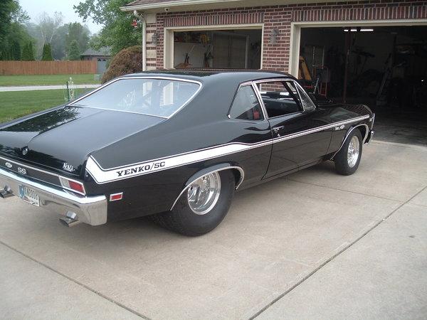 1968 pro ST. Nova  for Sale $65,000