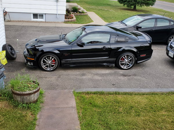 2005 Ford Mustang  for Sale $20,000