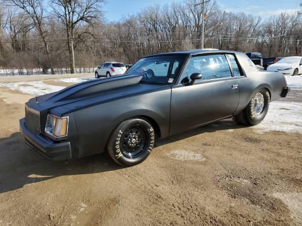 Buick Regal! Big Tire! Low Maintenance!  for Sale $20,000