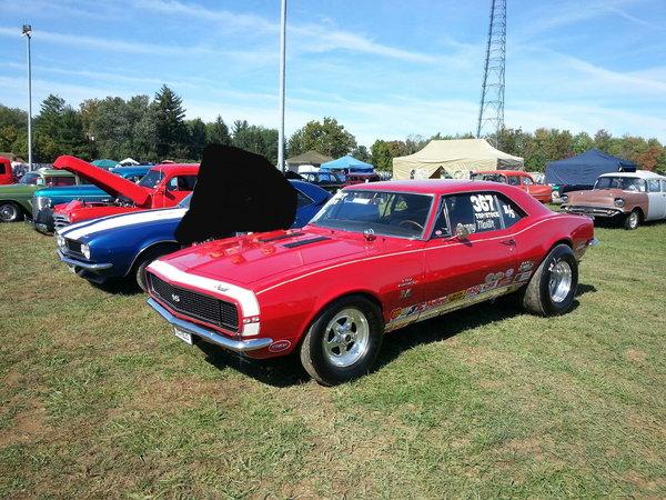 1967 Chevrolet Camaro  for Sale $29,900