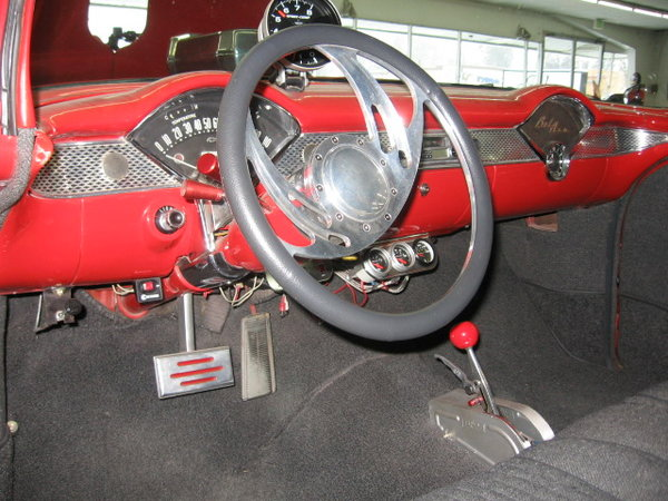 1955 Chevrolet Belair Street Rod  for Sale $34,995