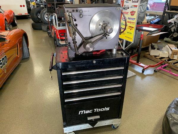 Quarter Max Clutch Grinding Machine  for Sale $2,500