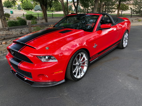 2010 Ford Mustang  for Sale $69,995
