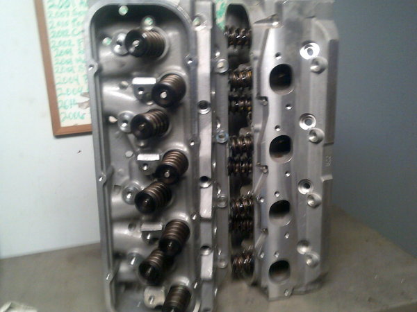 BB/CHEV PRO-COMP 320 Racing Heads  for Sale $1,100