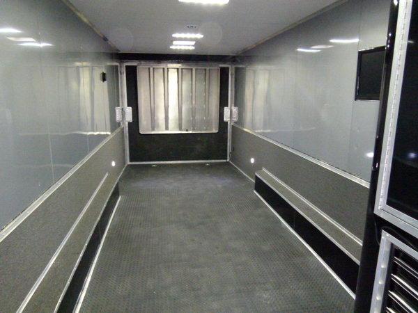 2018 34' CARGO MATE ELIMINATOR ALUMINUM BATHROOM