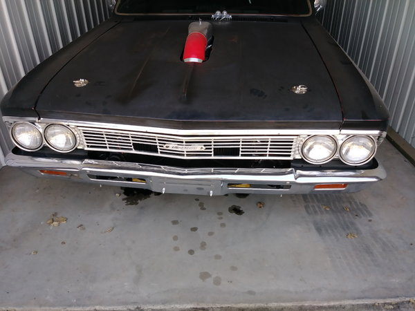 1966 El Camino SS  for Sale $20,000