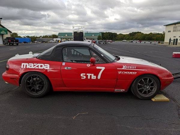 NASA ST6 Mazda Miata *TURNKEY* RELIABLE & SORTED  for Sale $12,000