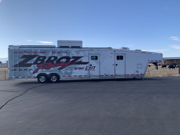 Featherlight Toy-Hauler   for Sale $58,000