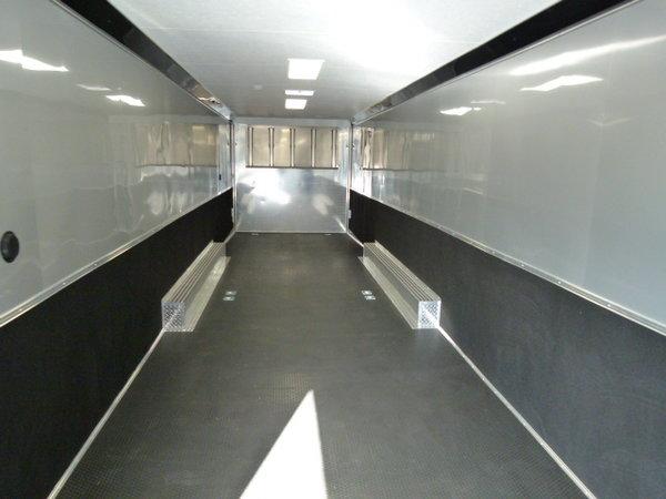 2021 53' VINTAGE PROSTOCK BATHROOM/FRIDGE PACKAGE LOADED