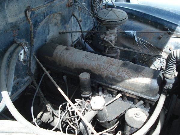 1950 GMC FC100