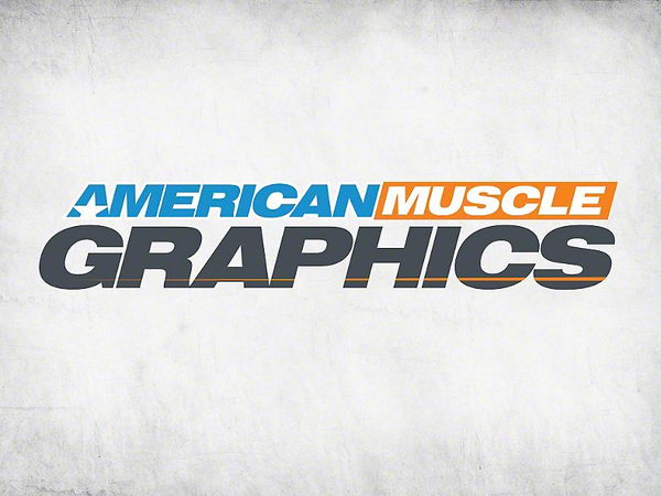 American Muscle Graphics Black Lemans Stripes - 8 in.  for Sale $99.99