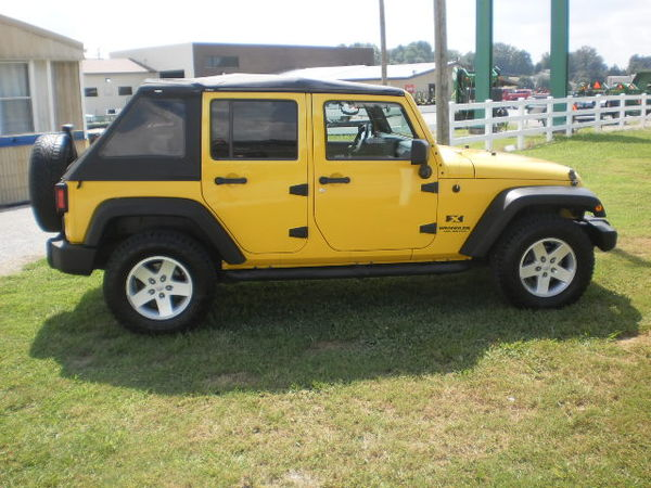 2008 Jeep Wrangler  for Sale $16,950