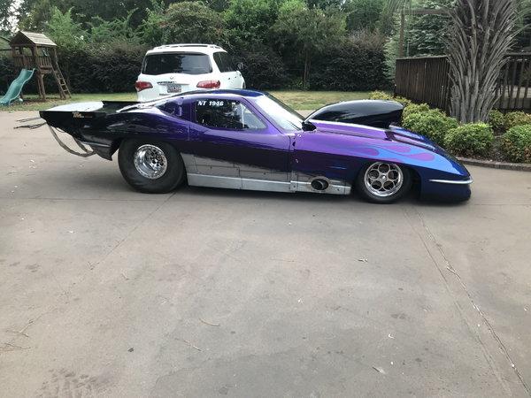 Tommy Mauney 63 Corvette  for Sale $48,000