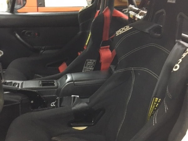 Miata Track Car 280 HP