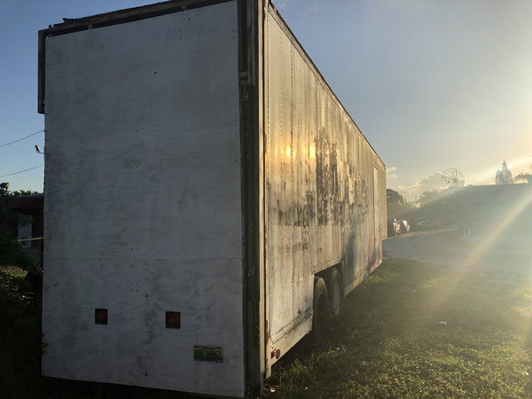 48 Foot Liftgate Stacker Project  for Sale $10,000