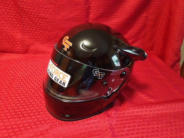 Brand New Small G-Force Racing Equipment Air Surge Helmet