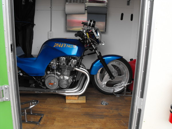 drag bike complete race ready  for Sale $4,500