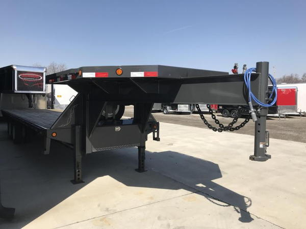 2018 Load Trail 102x28 Equipment/Car Trailer #6570