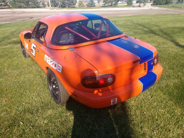 Spec Miata  for Sale $13,500