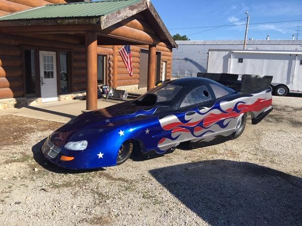 McKinney Funny Car Roller for sale in monticello, IL, Price: $17,500