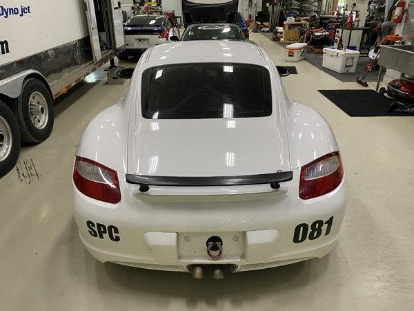 Cayman Race Car  for Sale $45,000