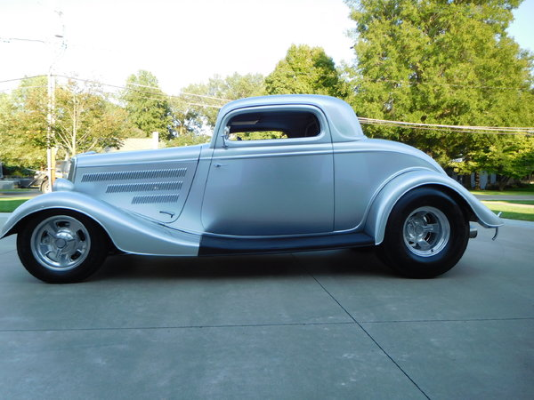 1934 FORD COUPE!!! GIBBON'S BODY!!! for Sale in Dexter, MO
