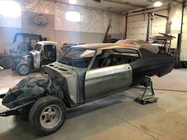 1972 Chevrolet Chevelle  for Sale $15,000