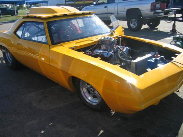 1969 Camaro Super Pro  for Sale $33,000