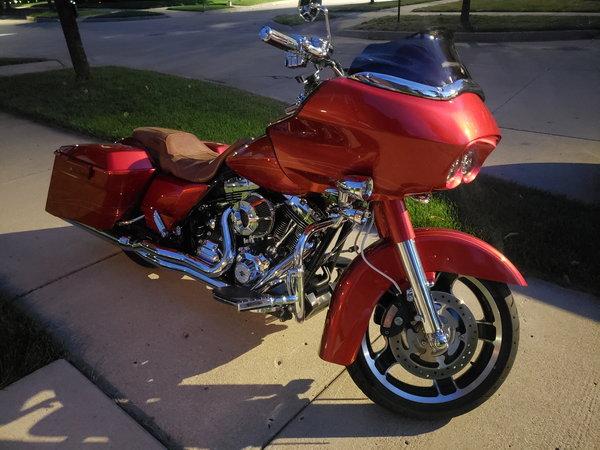 2013 Harley Davidson Road Glide  for Sale $16,500