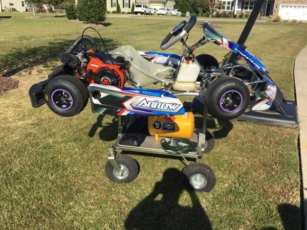Jr Kart   for Sale $1,400
