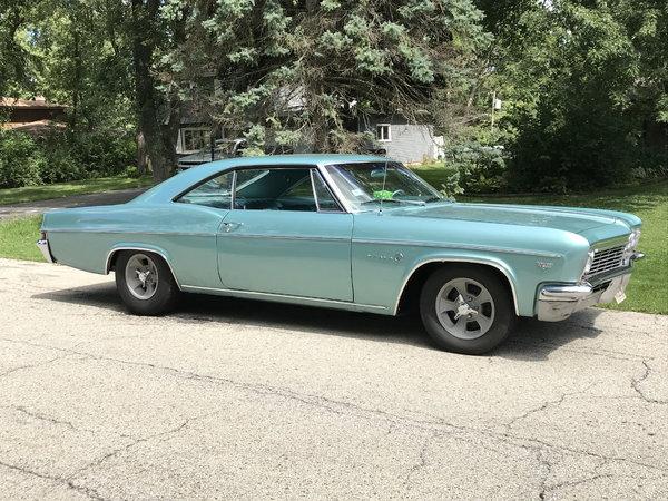 1966 Chevrolet Impala  for Sale $15,500